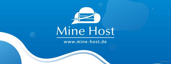 Mine-Host Social Banner