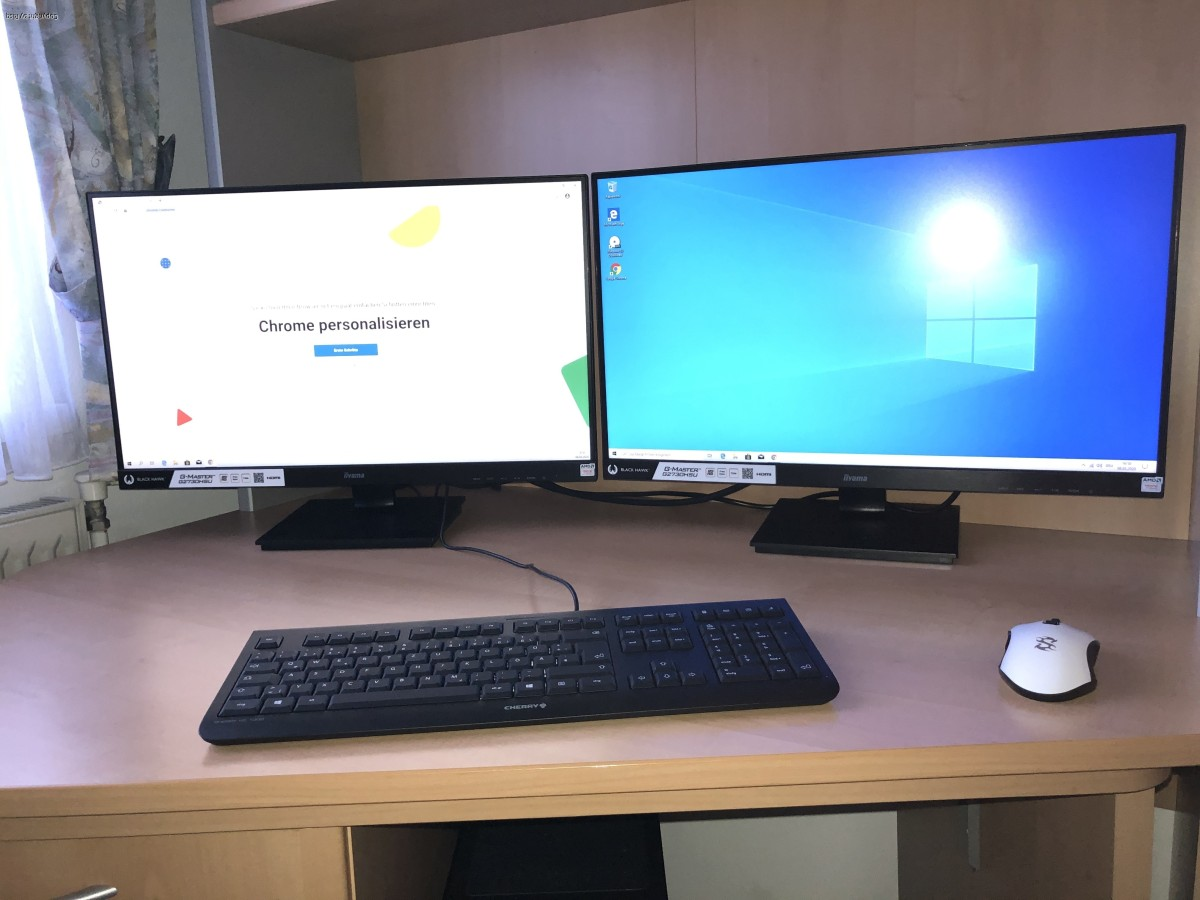 Neues PC Setup