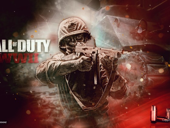 Kostenloses Call of Duty Wallpaper