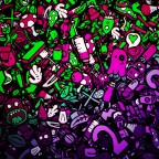 AIMPUNCH.ESP - LSD WALLPAPER #1
