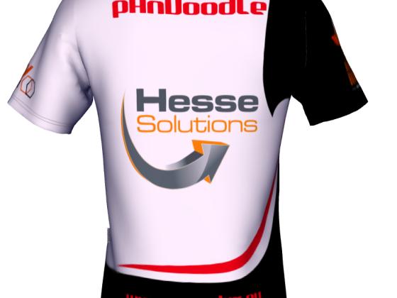 Hesse Solutions auf der Rückseite