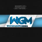 Offizieller Wir-gegen-mobbing.de Banner by highPLUZ+