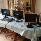 Aufbau LAN Party | April 2015