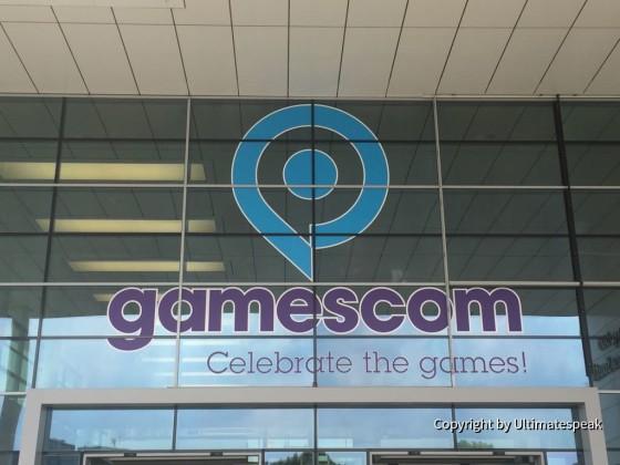 Ultimatespeak bei der Gamescom 2016 [Eingang]