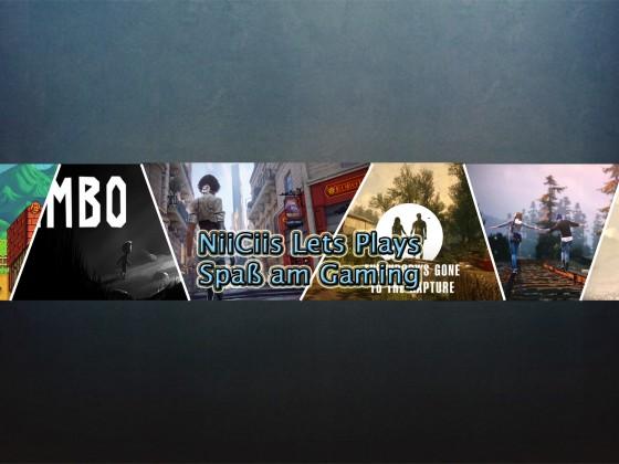 Mein neues YouTube-Banner :D